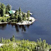Apisko Lake cabin