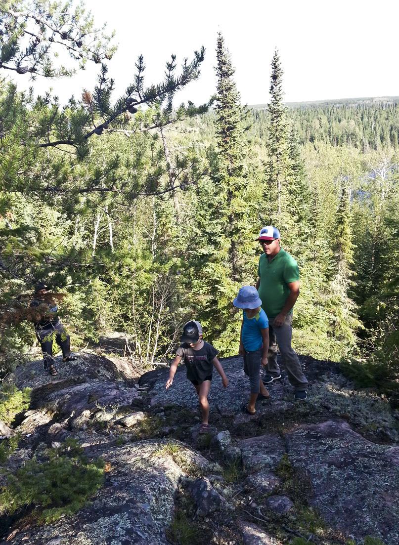 Sasa-Ginni-Gak Hiking