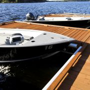 Master Angler Cabin New Boats and Dock