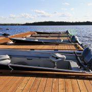 Master Angler Cabin New Dock and Boats