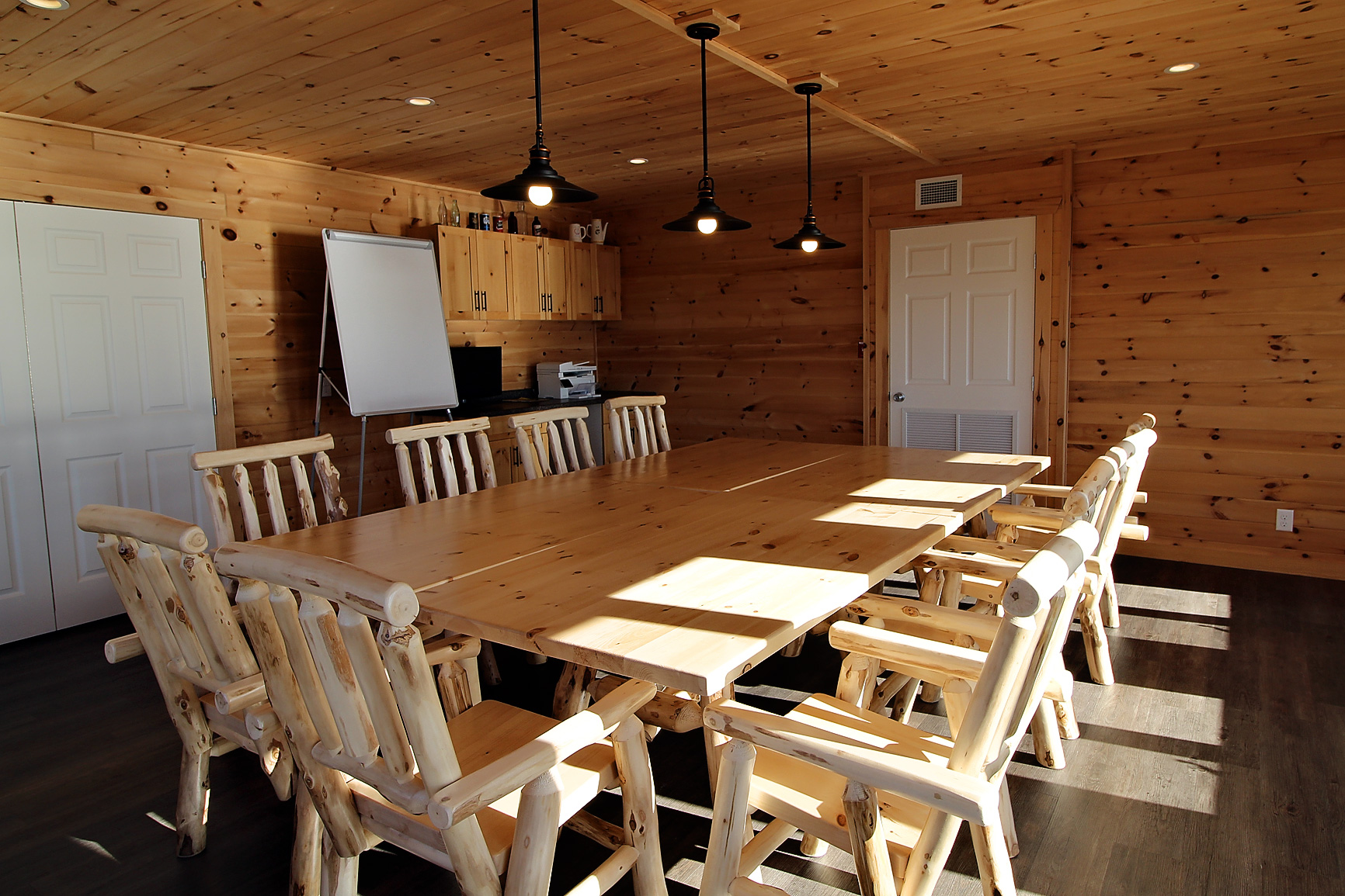 Sasa-Ginni-Gak Lodge Meeting Room