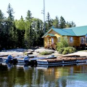 Cabin 5 New Boats and Dock