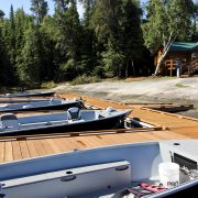 Super6 Cabin New Boats and Dock