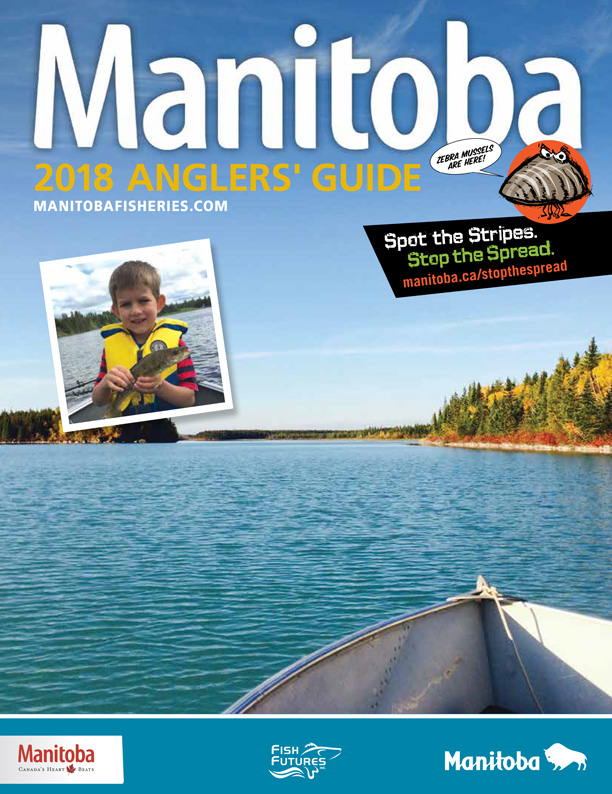 2018-Manitoba Anglers' Guide